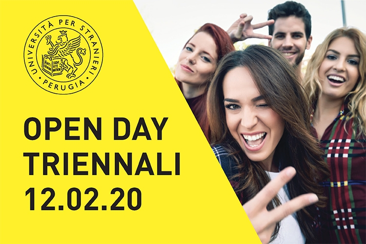 Open day 12/02/2020